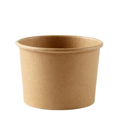 12oz Kraft Heavy Duty Soup Container