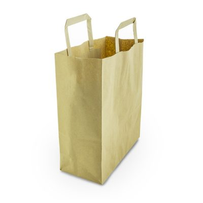 Medium Recycled Paper Carrier (8.5in width)