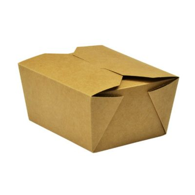 No 1 Food Carton (11 x 9 x 6.5cm)