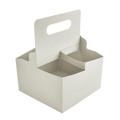 4-cup handled carrier