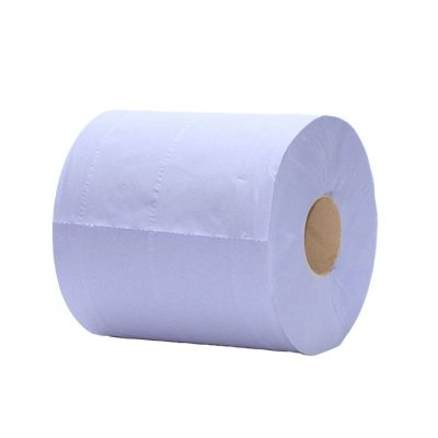 Blue Centrefeed Roll 2 Ply