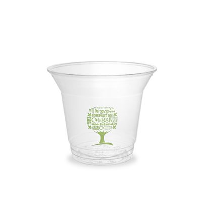 9oz PLA Cold Cup, 96 Series- Green Tree