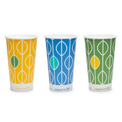 12oz paper cold cup, 76-Series – Hula