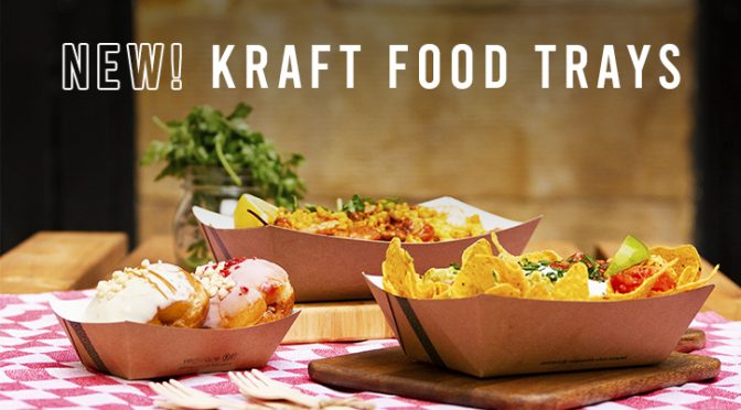 New Kraft Food Trays
