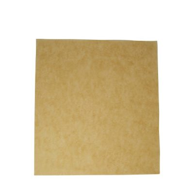 380 x 275mm unbleached greaseproof sheet