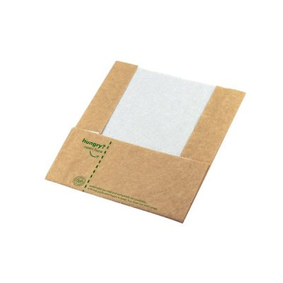 8 x 2 x 9in Therma paper pouch