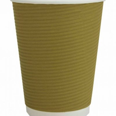 12oz Goodlife Double Wall PLASTIC FREE Coffee Cup