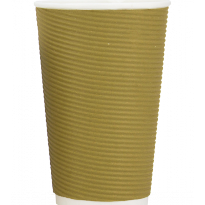 16oz Goodlife Double Wall PLASTIC FREE Coffee Cup