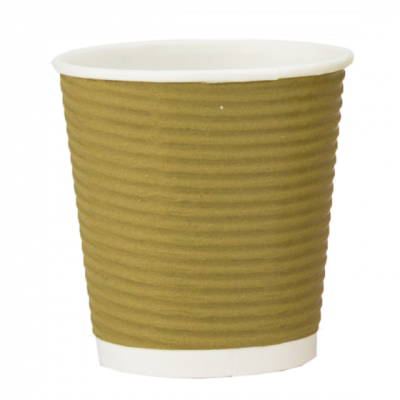 4oz Goodlife Double Wall PLASTIC FREE Coffee Cup