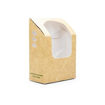 Tortilla / wrap kraft carton