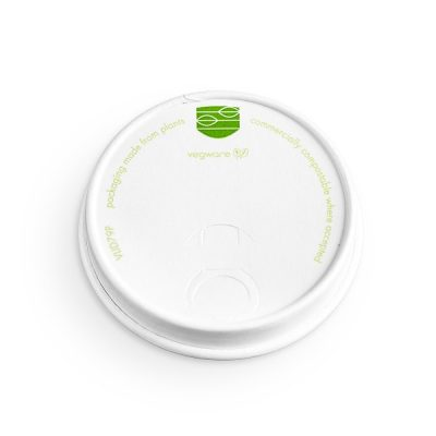 Vegware 79-Series paper hot cup lid